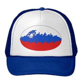 Slovenia Gnarly Flag Hat