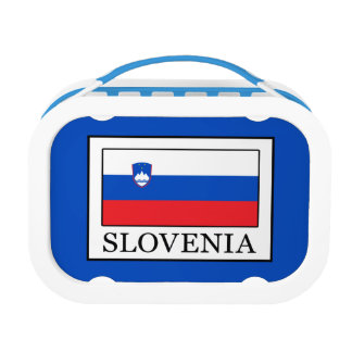Slovenia Lunch Box