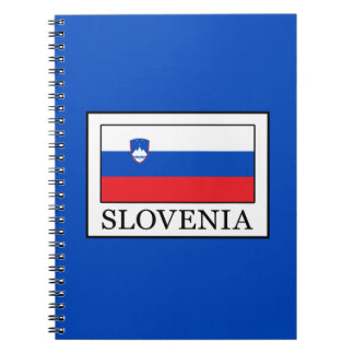 Slovenia Notebook