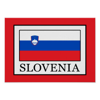 Slovenia Poster
