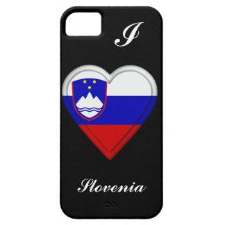 Slovenia Slovenian flag Case For The iPhone 5