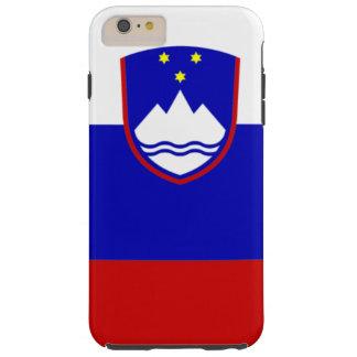 Slovenia Tough iPhone 6 Plus Case