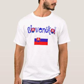 SLOVENSKO! T-Shirt