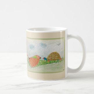 Slow and Steady or Chubby Bird...? Coffee Mug