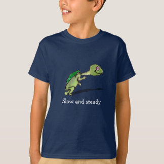 Slow and Steady T Shirt