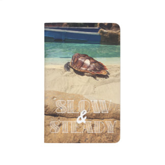 Slow and Steady Turtle Notebook