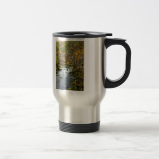 Slow Down At Alley Stainless Steel Travel Mug