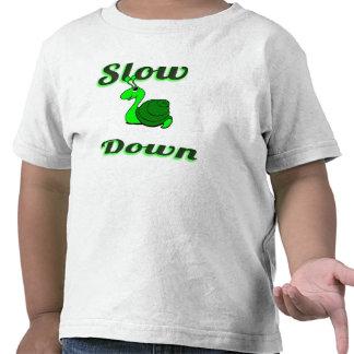 Slow Down Kids Tee Shirts
