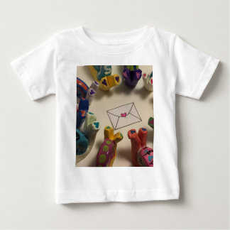 Slow Down Snails Baby T-Shirt