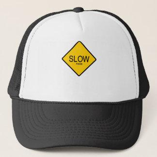 Slow-food Trucker Hat