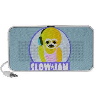 Slow Jam Travel Speakers