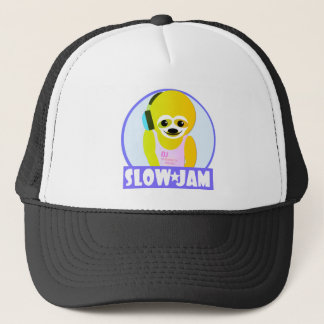 Slow Jam Trucker Hat