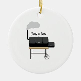 Slow & Low Ceramic Ornament
