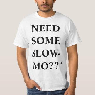 Slow Motion Video T Shirt