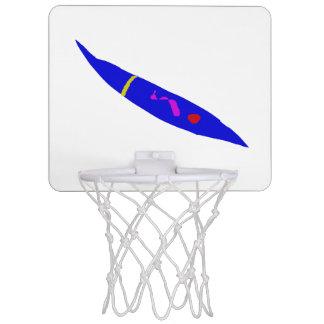 Slow Move Blue Chili Mini Basketball Hoop