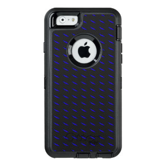 Slow Move Blue Chili OtterBox Defender iPhone Case