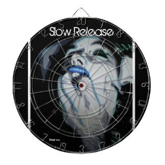 'Slow Release' Dart Board