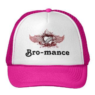 Slow-White logo, Bro-mance Cap