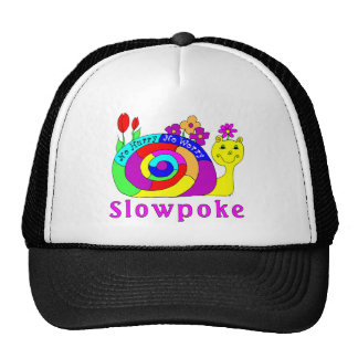 """Slowpoke"" Slowpoke The Snail Cap"