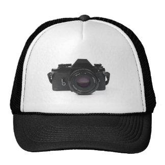 slr photo camera - classic design cap