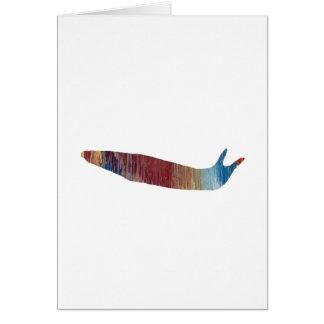 Slug art card