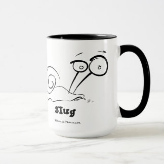 Slug Coffee Mug