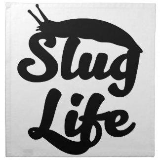 Slug Life Napkin