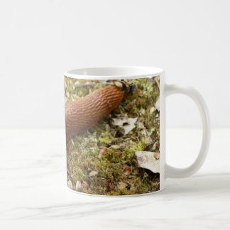 Slug Red Coffee Mug