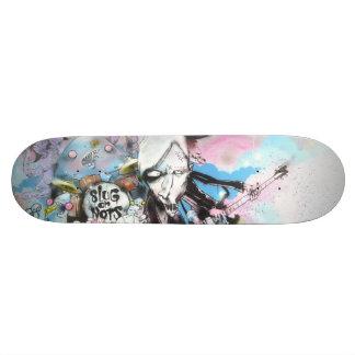 Slugganauts SK8 Skate Board Decks
