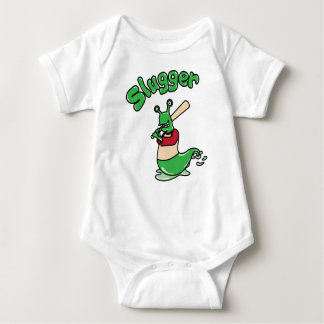 Slugger Baby Bodysuit