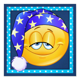 Slumber Party / Sleep Over - SRF Card