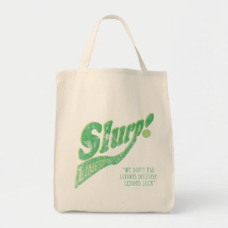Slurp! Lime Soda Bag