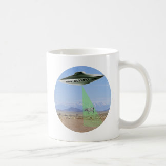 SLV UFO COFFEE MUG