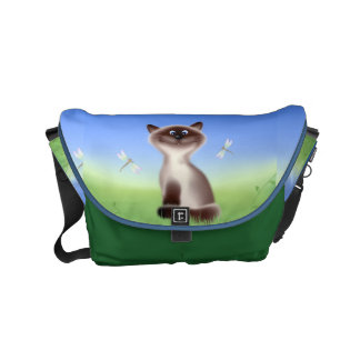 Sly Cat Courier Bags