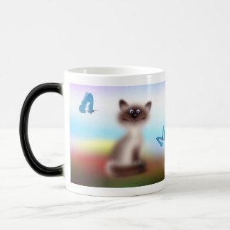 Sly Cat Magic Mug