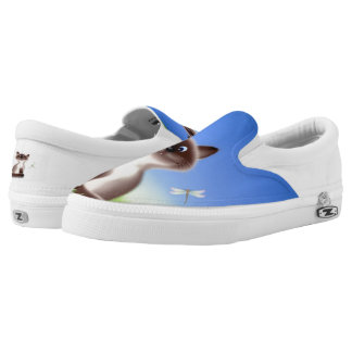 Sly Cat Slip On Shoes