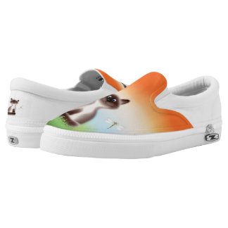 Sly Cat Slip-On Shoes