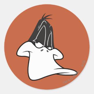 Sly DAFFY DUCK™ Round Sticker