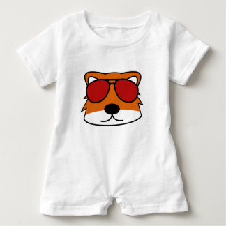 Sly Fox Baby Bodysuit