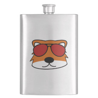 Sly Fox Hip Flask