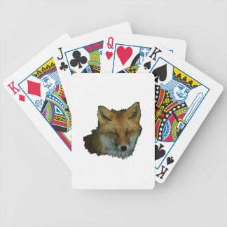 Sly Little One Bicycle Playing Cards