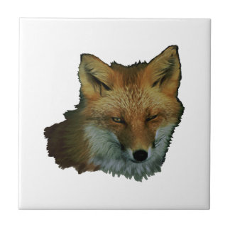 Sly Little One Ceramic Tile