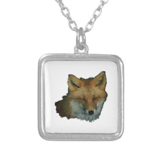 Sly Little One Silver Plated Necklace