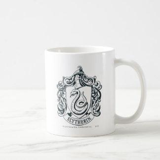 Slytherin Crest Coffee Mugs