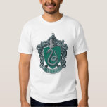 Slytherin Crest Green T Shirt