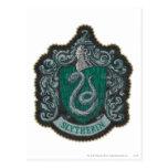 Slytherin Crest Postcard
