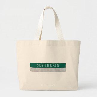 Slytherin Jumbo Tote Bag