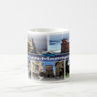 SM  San Marino - Coffee Mug