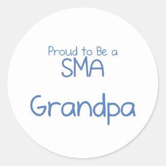 SMA Grandparents Stickers
