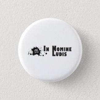 Small: 3.2 cm round Button INL